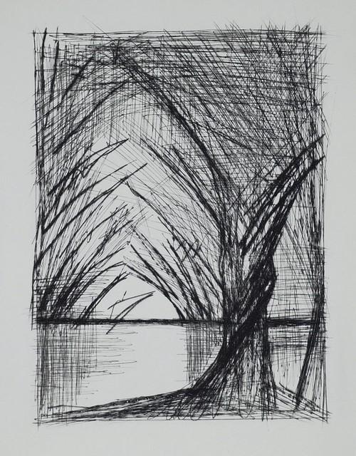 Bernard Buffet, 'Naples ', ca. 1959, Samhart Gallery