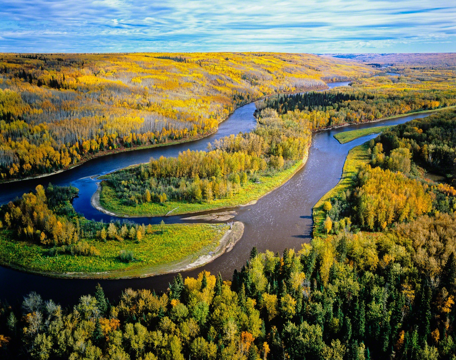 , 'Clearwater River #1,' 2005, 555 Gallery