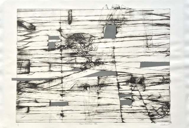, 'Space Notation 8,' 2014, KOKI ARTS