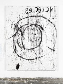, 'Kreise auf Weiß (Einstürzende Neubauten: In Circles),' 2011, Wentrup