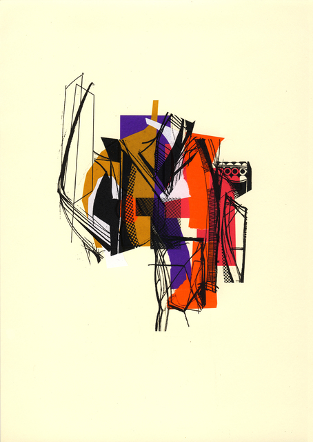 , 'Fragment 031,' 2015, Galerie SOON