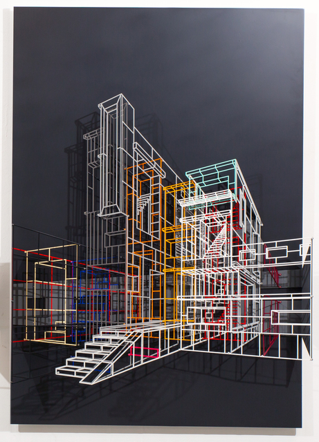 , 'Ambiguous wall-Complex 06,' 2015, Pyo Gallery
