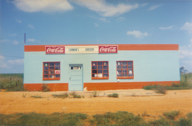 William Christenberry, 'Cannon's Grocery - near Greensboro, Alabama', 1972, Pace/MacGill Gallery
