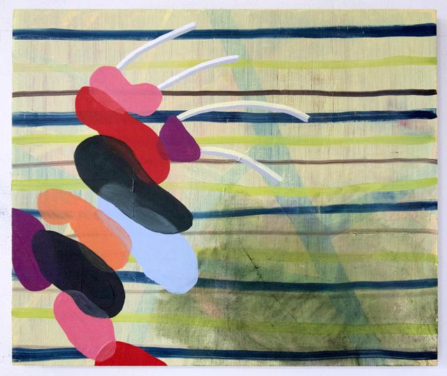Becky Yazdan, 'Sleeping Arrangement', 2018, FRED.GIAMPIETRO Gallery