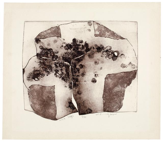 , 'MLK Elegi,' 1968, Smithsonian American Art Museum