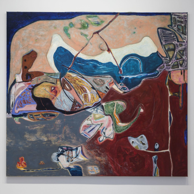 , 'Brie Eile,' 2015, Jane Lombard Gallery