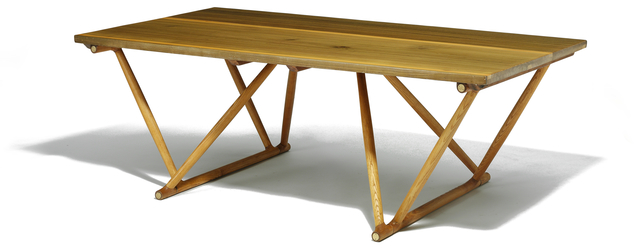 , 'Egyptian Table,' ca. 1940, Galerie Eric Philippe