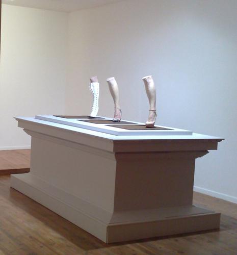 , 'Molly's Left Leg,' 2009, Mario Mauroner Contemporary Art Salzburg-Vienna
