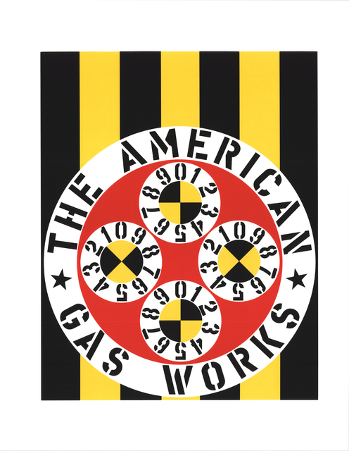 Robert Indiana, 'The American Gas Works', 1997, ArtWise