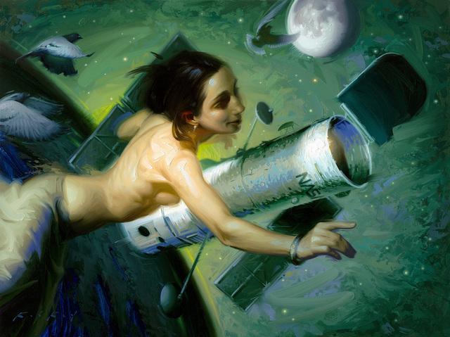 Rob Rey, 'Hubble', 2018, IX Gallery