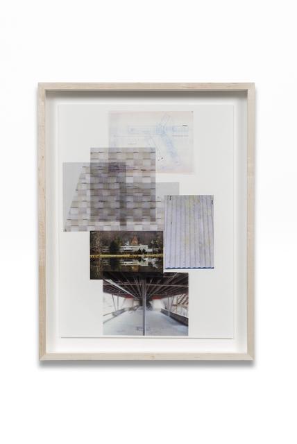 , 'Studies Building,' 2015, Ghebaly Gallery