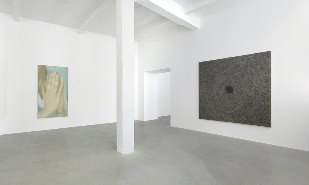 Y.Z. Kami: Paintings exhibition at Gagosian