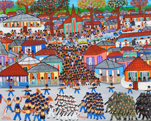 , 'Parade Militaire,' , Le Centre d'Art d'Haïti