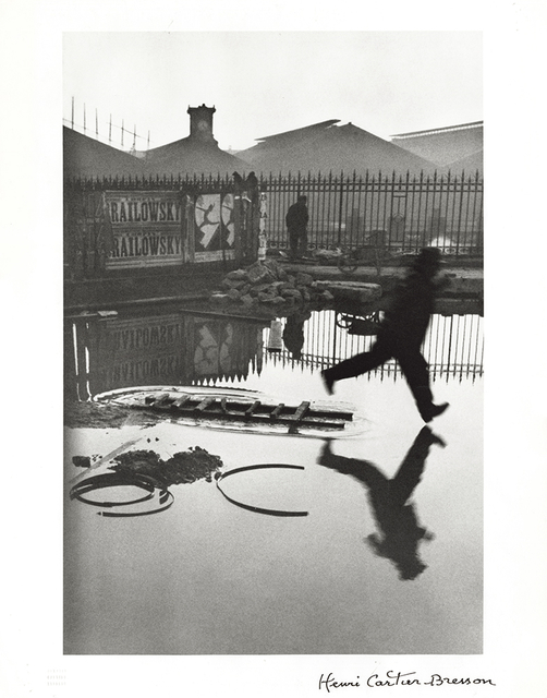 Henri Cartier-Bresson, 'Behind the Gare Saint-Lazare', 1932, Gallery 270