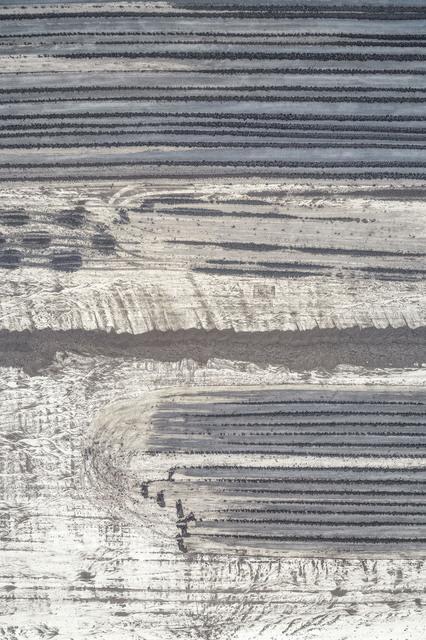 , 'Coal Tracks,' 2017, ArtSuite New York