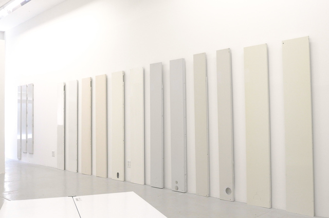 Goen Choi, 'White Home Wall', 2019, Thomas Park