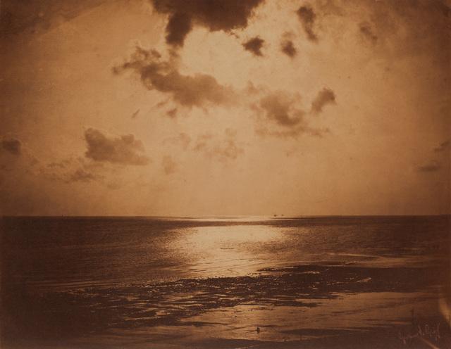 , 'Effet du Soleil, Ocean No. 23,' ca. 1856, Robert Koch Gallery