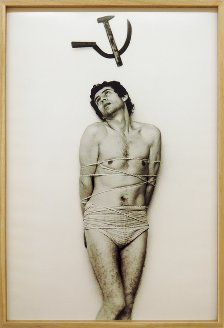 , 'St. Sebastian,' 1980, Galerie Sébastien Bertrand