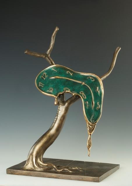 Salvador Dalí, 'Profile of Time', 1977, Sculpture, Bronze lost wax process, Dali Paris