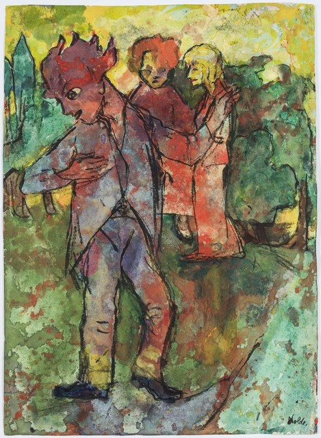 , 'Im Zauberland,' 1935-1945, Galerie Thomas