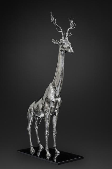 , 'Giraffe - Dear,' 2016, Cafmeyer Gallery
