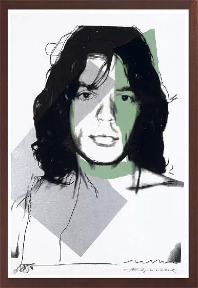 Andy Warhol, 'JAGGER FS II.138', 1975, Robin Rile Fine Art