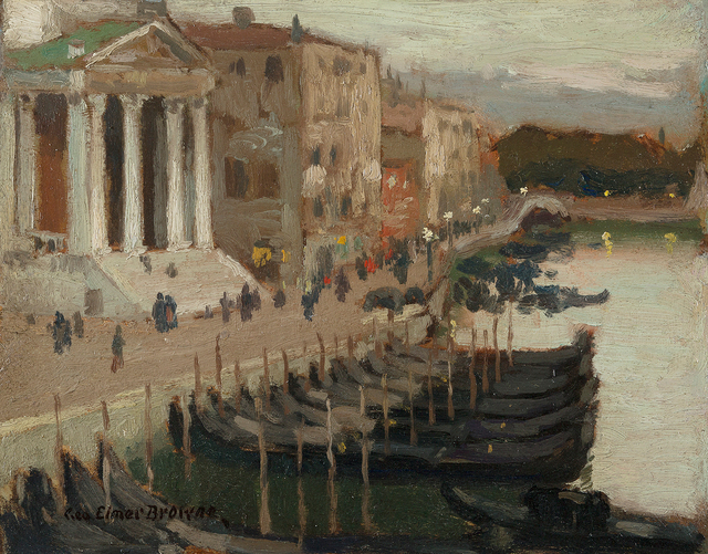 , 'Evening in Venice,' , Questroyal Fine Art