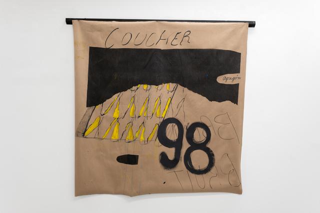 , 'Coucher,' 2019, Thomas Park