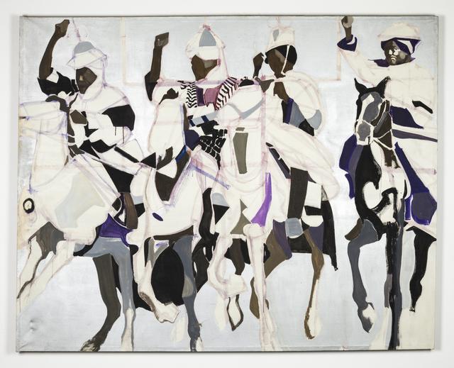 , 'SAHARA V (Moon),' 1967, Ronald Feldman Gallery