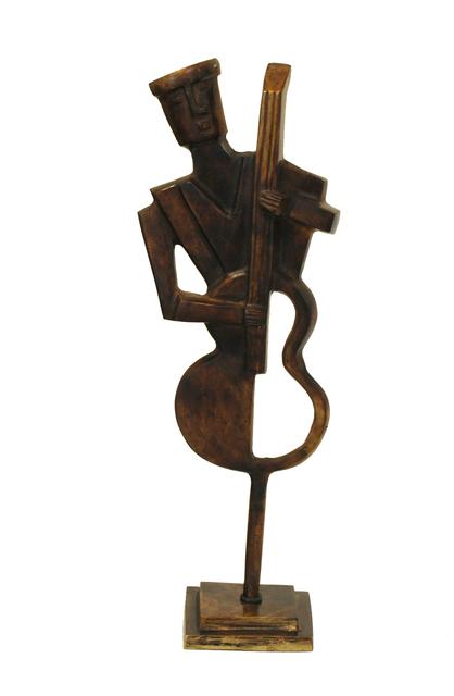 Donald Laborie, 'Le Guitariste', 2018, Galerie Art Jingle