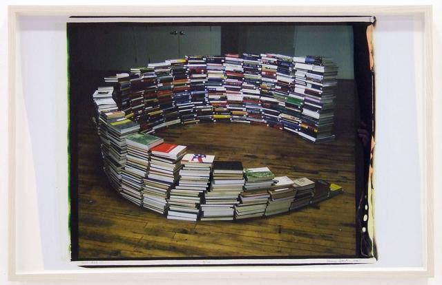 Buzz Spector, 'Big Red C', 2007, Bruno David Gallery & Bruno David Projects