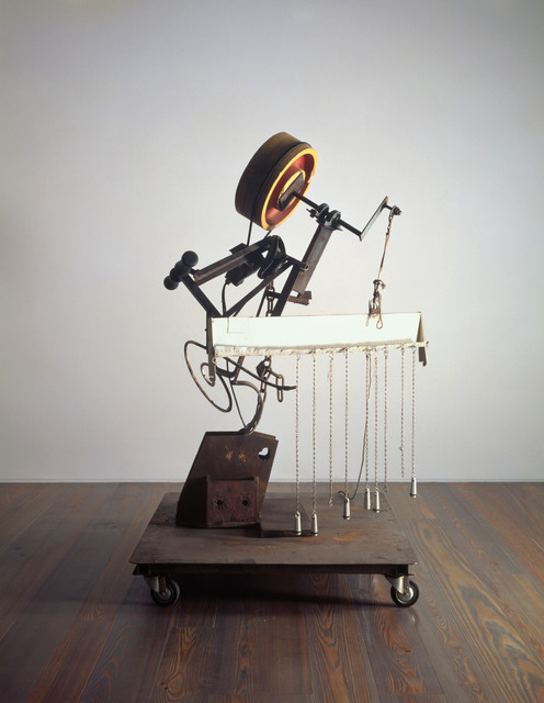 , 'Friedrich Engels,' 1988, Museum Kunstpalast