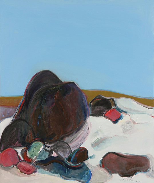 , 'Sea Rocks,' ca. 2015, Caldwell Snyder Gallery