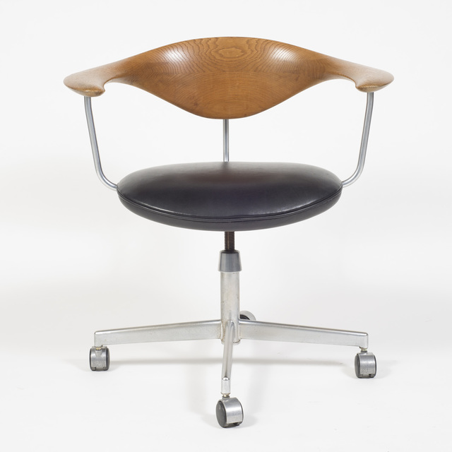 , 'Oak Swivel Chair,' 1955, Lost City Arts