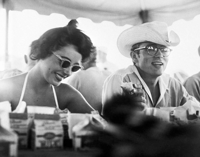 , 'James Dean with Elizabeth Taylor,' 1955, Classic Stills