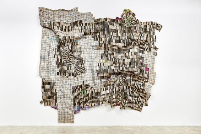 , 'Default,' 2016, Goodman Gallery