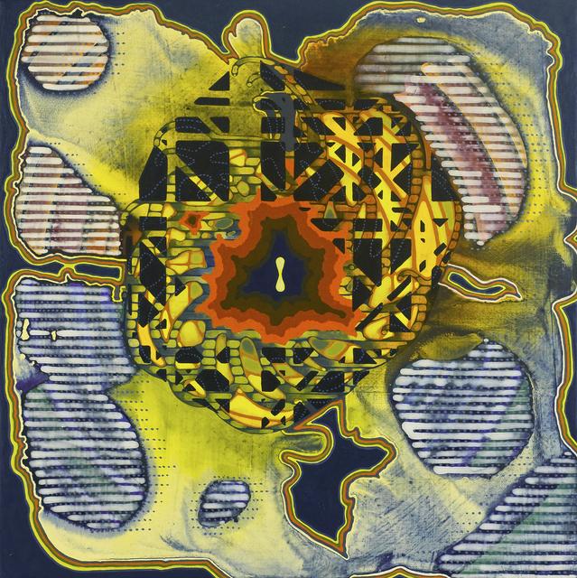 , 'Interpoint,' 2016, Pierogi