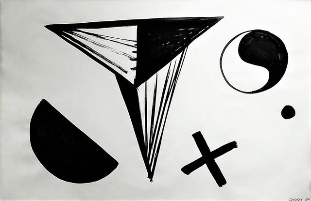 Alexander Calder, 'Forms', 1964, Clarke Gallery