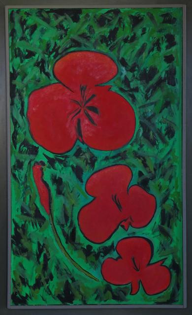 , 'Desert Mariposa Poppy,' 2017, Joshua Tree Art Gallery
