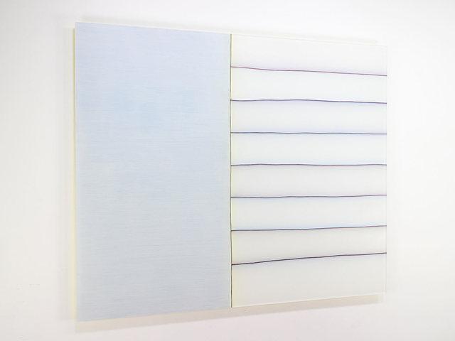 ", '""Blue Horizon"",' 2015, Galerie Dutko"