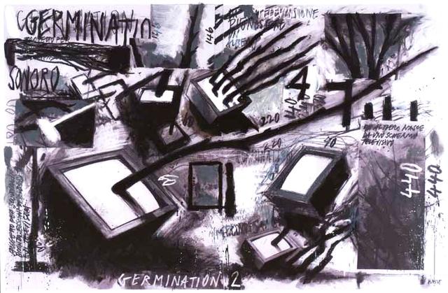 , 'Germination,' 2013, Mario Mauroner Contemporary Art Salzburg-Vienna