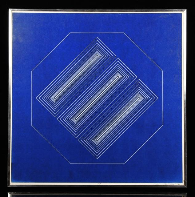 Tony Delap, 'Kio', 1965, Alpha 137 Gallery