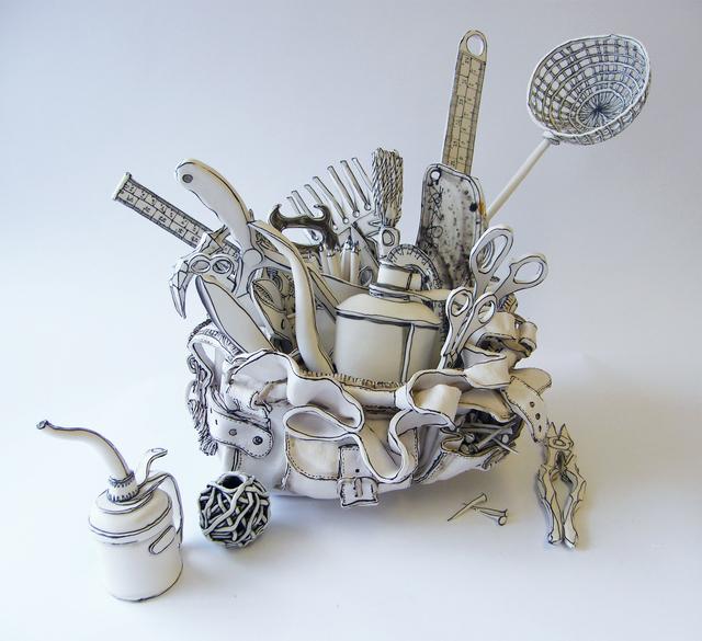 , 'Packed Up,' 2015, Priveekollektie Contemporary Art | Design