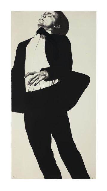Robert Longo, 'Jonathan from the Men in the Cities', 1988, Fine Art Mia