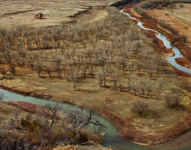 , 'Stone House on the Cheyenne River, Fall River County, South Dakota,' 2013, Kopeikin Gallery