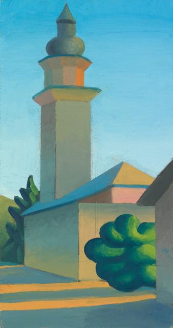 , 'In Engadina, Bever con San Giachem,' 2011, Galerie Andrea Caratsch