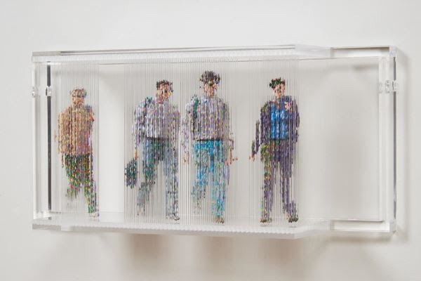 , 'Stasis 121,' 2017, Tangent Contemporary Art