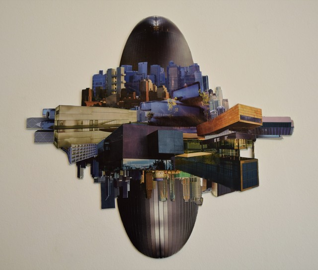 , 'FUTURE CITY 8 - JANUS III. ,' , VILTIN Gallery