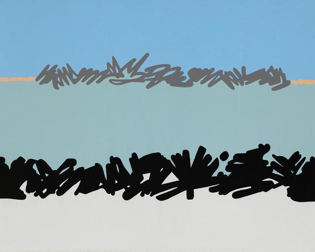 , 'Lake Dolgoye,' 2012, Gridchinhall