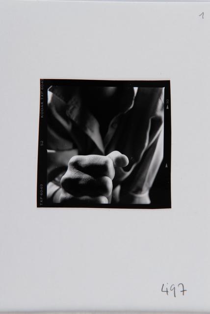 , 'Le temps d'une affaire,' 2001, Espace L
